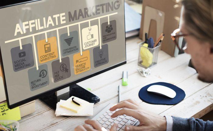 zarabianie w Internecie marketing afiliacyjny